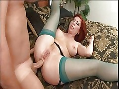 Mature redhead Brittany O'Connell-trasgu