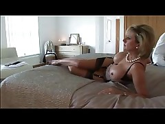 Busty Milf Strips Showers Plays Fingers Dresses and Goes Out video